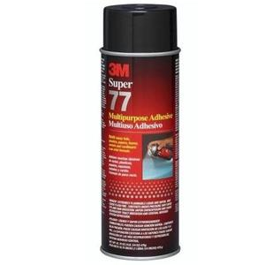 3M 77-SUPER-24OZ Spray Adhesive 6 Fl Oz