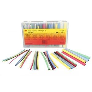 "3M FP301-1/2-6-ASSORTED-10-14-PC-PKS Assorted Colors, 1/2"" Diameter, 6"" Long"