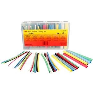 "3M FP301-1/4-6-ASSORTED-10-21-PC-PKS Assorted Colors, 1/4"" Diameter, 6"" Long"