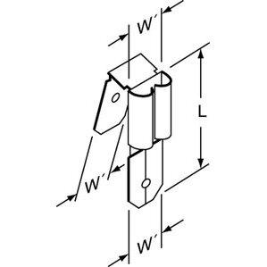 3M MA250DMFMK-A Nn-Insulated Double Male-Female Multi-Stack Adapter