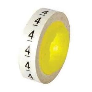 3M SDR-4 Wire Marker Tape, 4