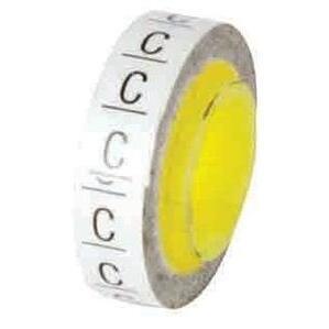 3M SDR-C Wire Marker Tape, C
