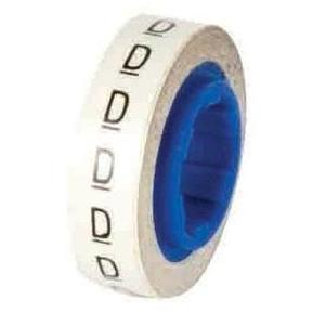 3M SDR-D Wire Marker Tape, D