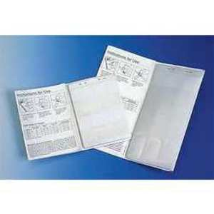 "3M SWB-1 Wire Marker Write-on Book: 0.5"" X 1.5"" Label"