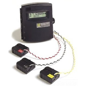 Square D EMCT021 Sub-Meter, PowerLogic, Split Core, Current Transformer, 200A