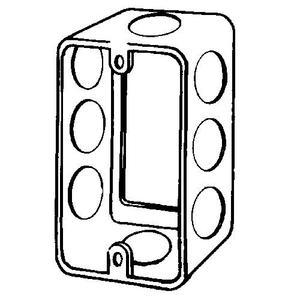 Appleton 184E Handy Box Ext4-1/8x2-3/8x1-1/2