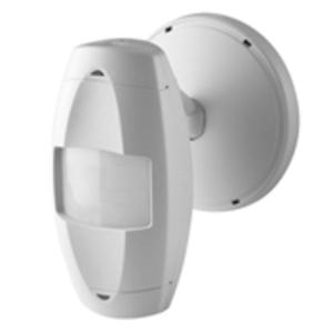 Leviton OSWLR-I0W Occupancy Sensor, Infrared, Wall Mount, Long Range Aisle