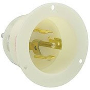 Leviton 2835 #2cd_flanged Inlet
