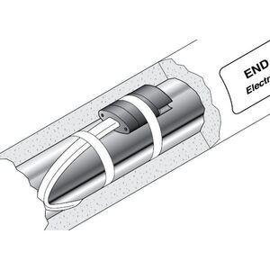 Tyco Thermal Controls PMKG-LE End Seal Kit, NEMA Type 4X