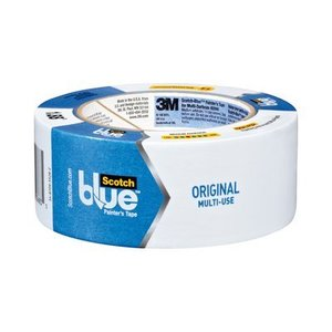 "3M 2090-2E-BOX Blue Painters Tape, 2"" x 60 Yards"
