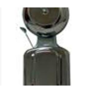 "NSI Tork TA740 Vibrating Bell, Diameter: 2-1/2"", 8-16VAC, 3-6VDC, Steel"