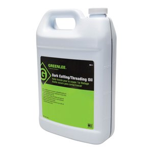 Greenlee 462-1 Cutting/Threading Oil, Dark , 1 Gallon