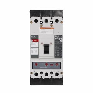 Eaton HMCP400X5C Breaker, Molded Case, 400A, 3P, 600V, 250 VDC HMCP