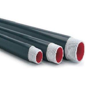 "Plasti-Bond PRHCONDUIT-5 PVC Coated Rigid Conduit, 5"", 10' Length"