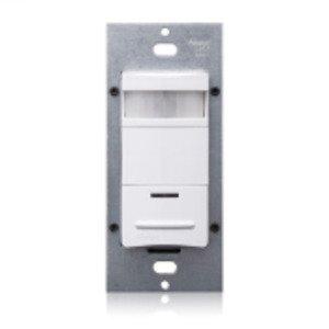 Leviton ODS10-IDW PIR Occupancy Sensor/Switch, White