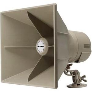 Bogen SAH5 Horn, High Efficiency, Digital Switching, Self Amplified, 24V DC