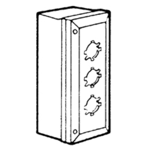 Cooper Crouse-Hinds NCE142608 NCE JUNCTION BOXES