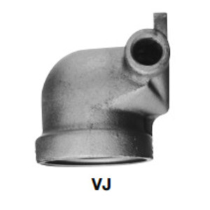 Cooper Crouse-Hinds VJ2759 WALL MNT GASKETED FIXTURE
