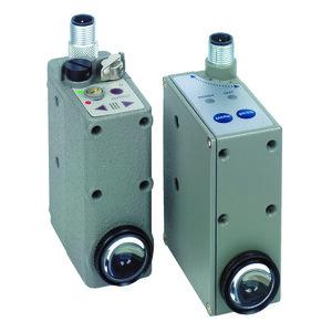 Square D XURK1KSMM12 Photoelectric Sensor, Diffuse, Color Mark, 12-24VDC, 200mA