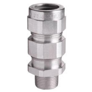 """Cooper Crouse-Hinds TMC8302 TMC Connector, Size: 3"""", Cable Range: 2.525 - 3.281"""", Aluminum"""