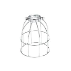 Woodhead 367 Lamp Guard, Wire Type, Metal