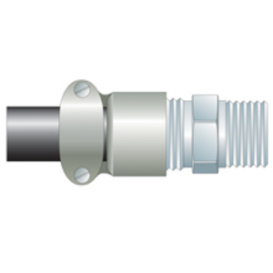 Cooper Crouse-Hinds CGB2014 3/4 NPT MALE CLAMP FOR