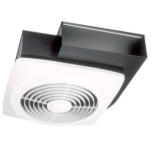 Broan 502 Side Discharge Fan, 270 CFM