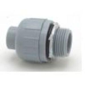 """M & W Electric NM5501A Non-Metallic Liquidtight Connector, Straight, 1/2"""""""