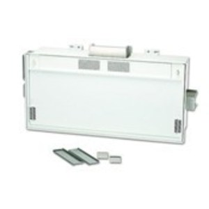 Leviton Z1000-AC4 Active Ceiling Enclosure with junction box for duplex power outlet, with Fan, 2' X 4'