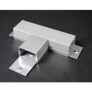Wiremold AL2415 Tee Aluminum