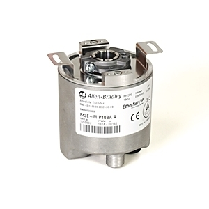 Allen-Bradley 842E-MIP10BA Encoder, Ether/IP, 4096 Multi-Turn, 262,144 Steps per Revolution