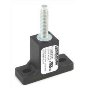 Marathon Special Products FSM25E Fuse Holder, Semi-Conductor, 400A, 1000V AC/DC, 200kA