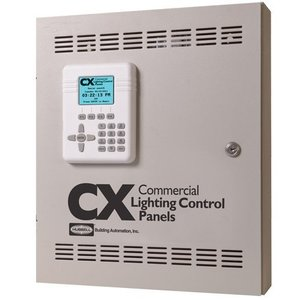 Hubbell - Building Automation CX042S042NN Lighting Control Panel, Commercial CX Series, 4 Relay