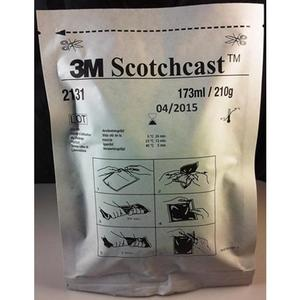 3M 2131C Flame-Retardant Compound, Size C, 21.5 OZ, 30.6 Cubic Inches