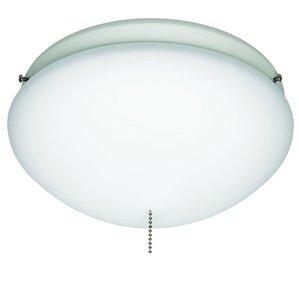 Hunter Fans 28388 Fan Light, Outdoor, 2 Light, White