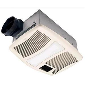 Nutone QTXN110HL Heater/Fan/Light, 1500W, 110 CFM