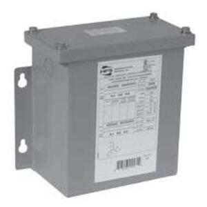 Hammond Power Solutions Y015PKCB Auto Transformer, 15KVA, 600Y - 480Y/380Y, Wall Mount, NEMA 3R