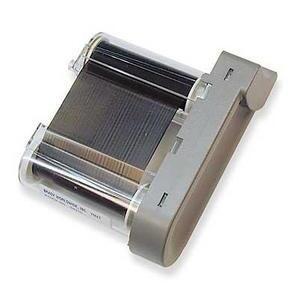 "Brady R6210 Black Printer Ribbon, 2"" x 75'"