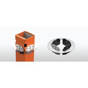 """Specified Tech EZDP133FK Pathway, 33 Series, Fire-Rated Device, Floor Mount Kit, 4"""" Core"""