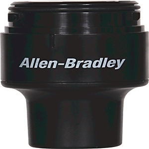 Allen-Bradley 854J-BNPTC Control Tower Stack Light Base, Size: 40mm, Black Housing/Cap