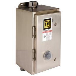 Square D 8536SFW11V02S STARTER 600VAC