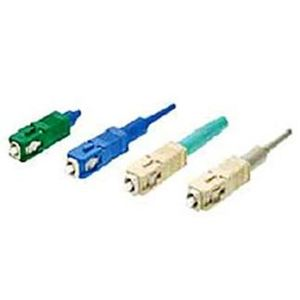 Tyco Electronics 5503571-3 ST Connector Kit, Simplex, Multimode, OptiMate , Black