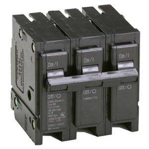 Eaton BR3100 Breaker, 100A, 3P, 240V, 10 kAIC