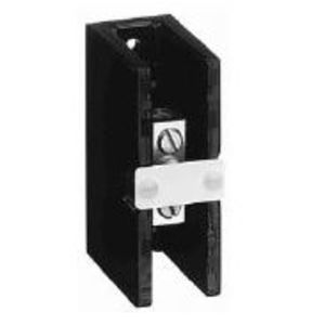 Allen-Bradley 1492-50Y Power Distribution Block, 1P, 115A, 1 In/1 Out, #2 - #14AWG