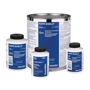 Thomas & Betts CP16 Corrosion Resistant Compound/Lubricant, 16 Oz Container With Brush