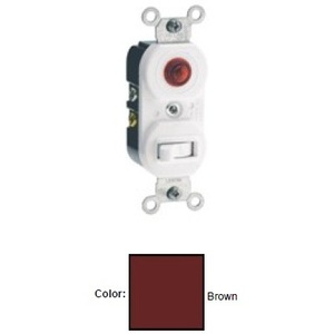 Leviton 5336 Combo Sw/neon Light