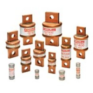 Mersen A6T80 Fuse, 80A, 600VAC, 300VDC, Class T, Fast Acting, Blot On