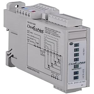 Allen-Bradley 100-DNY42R Distributed Starter, 10 x 30VDC, 4 Inputs, 2 Outputs