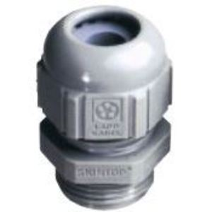 Lapp S1116 Strain Relief Connector, Type: SL/SLR, PG Thread: PG16, Non-Metallic