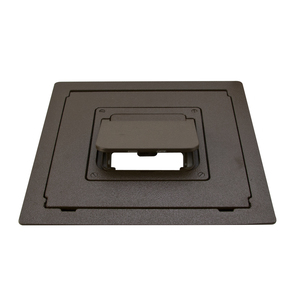 Steel City 668-CST-BRN Access Floor Module Cover